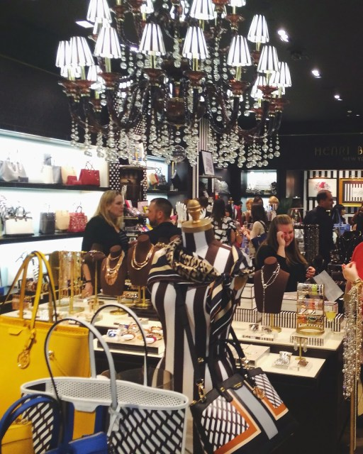 Henri Bendel Houston Galleria, Henri Bendel Suite 712 Perfume Launch Party