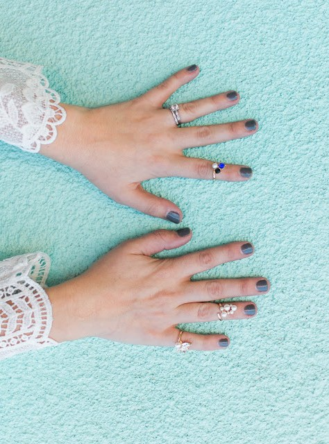 Pixie Market Knuckle Rings, knuckle rings, midi rings