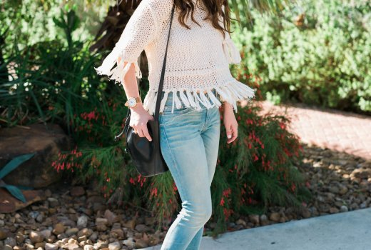 fringe-boho-top-and-clogs