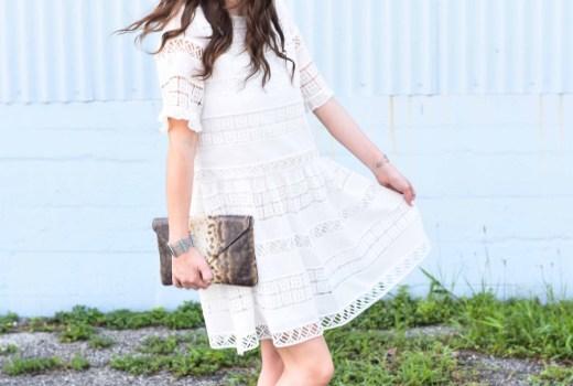 anthropologie white lace cutout dress, anthropologie white short sleeve lace dress, anthropologie clarimond lace dress, kas new york dresses, kasnewyork anthropologie, houston fashion blogger, houston blogger, top houston bloggers,