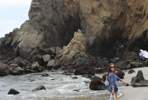 big sur travel guide, what to do in big sur, pfieffer beach big sur, big sur travel guide