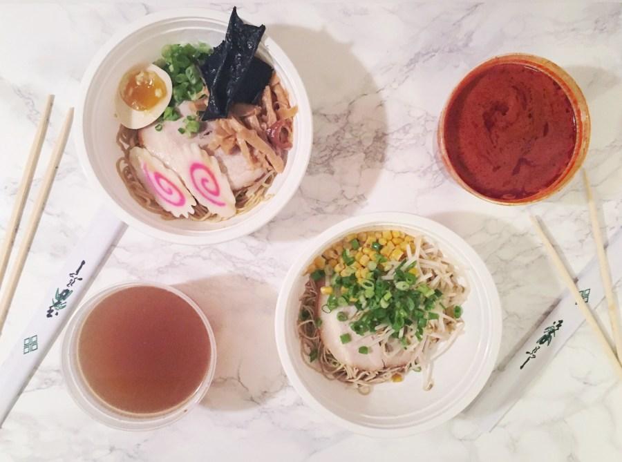 favor app houston, favor delivery, samurai noodle houston, favor restaurants in houston