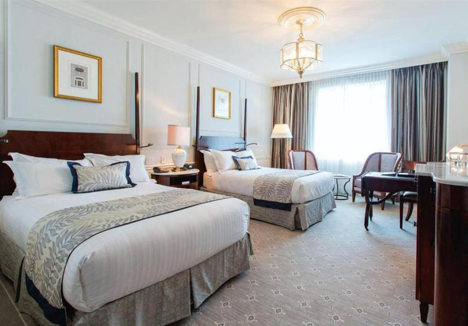 Belmond Guest Rooms at Charleston Place