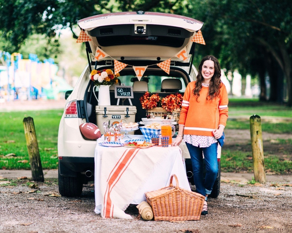 Tips for a Stylish Southern Tailgate with Draper James