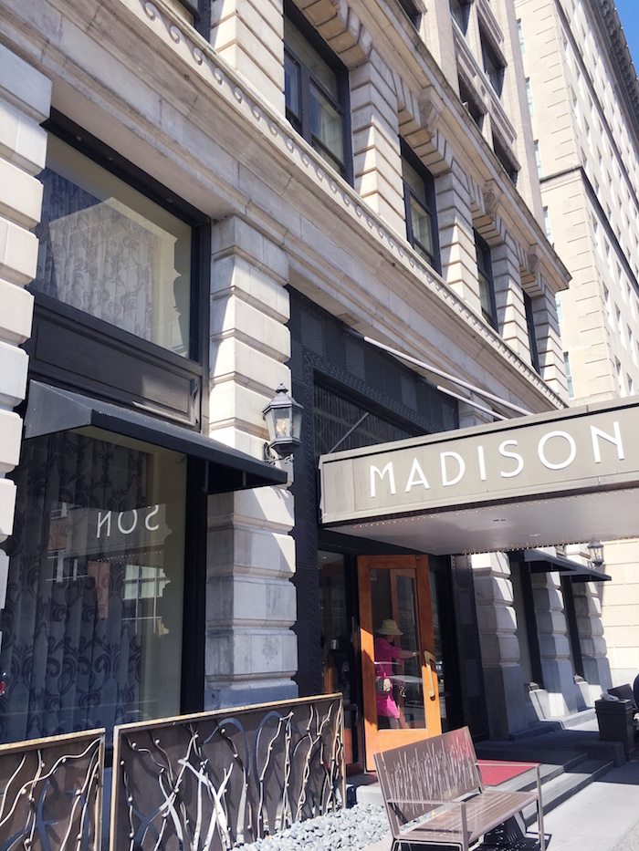 Madison Hotel in Memphis, TN