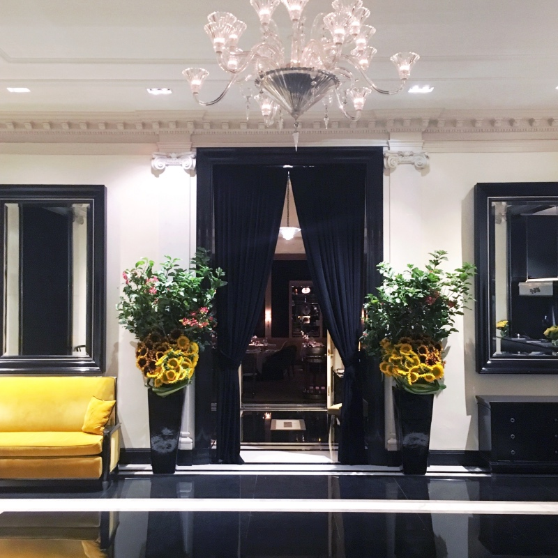 A review of The Carlyle Hotel in New York City.