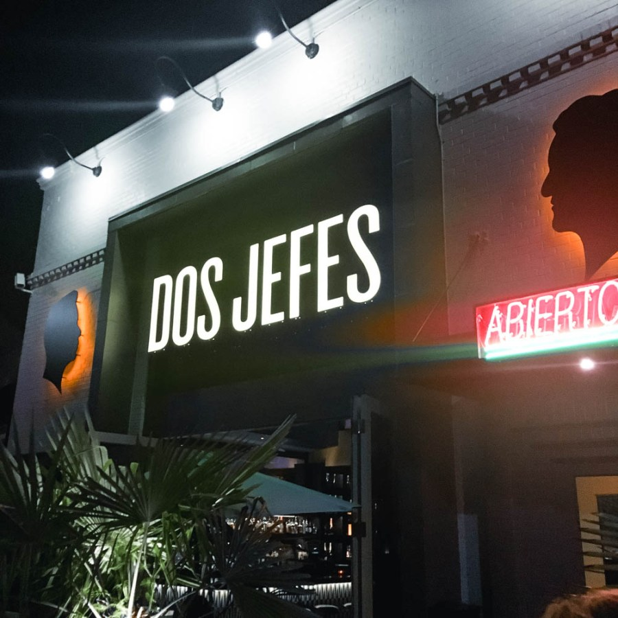 Dos Jefes Mexican Restaurant in Dallas