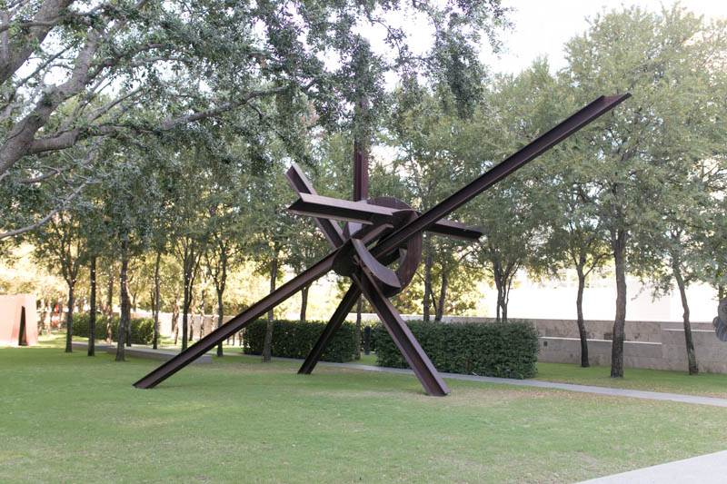 Nasher Sculpture Center in Dallas, TX.