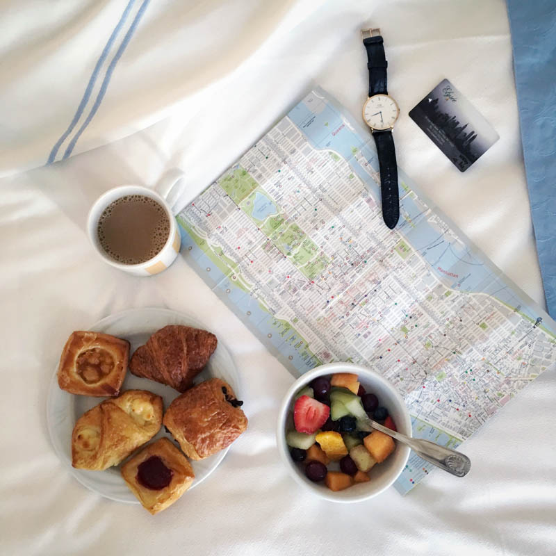 A review of Hotel Elysee in New York City.