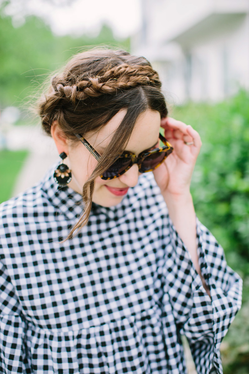 How to do a crownbraid hairstyle