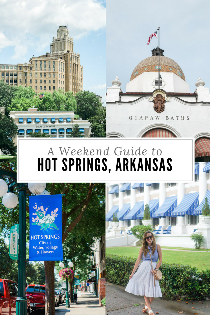 A Girl's Guide to Hot Springs