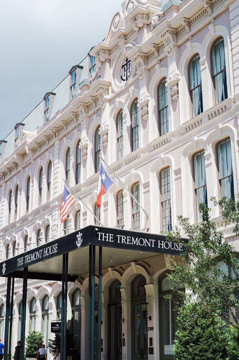 Chic Boutique Hotel in Galveston - Tremont House Review
