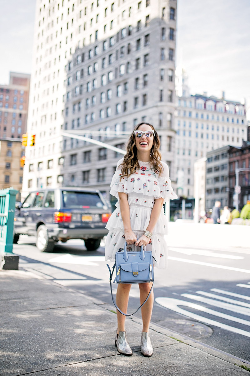Houston fashion blogger Alice Kerley of Lone Star Looking Glass takes on New York Fashion Week.