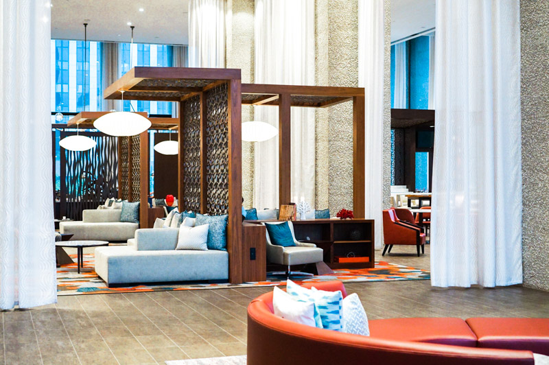 Westin Downtown Dallas Hotel Review