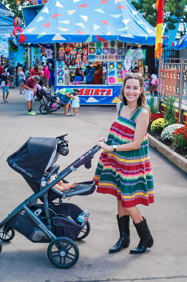 Texas travel blogger shares a review of the State Fair of Texas.