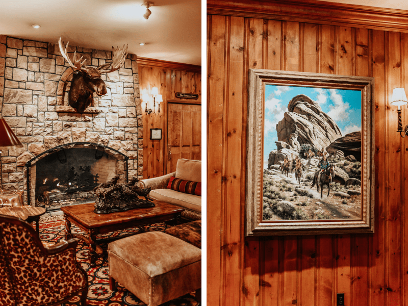 Jackson, Wyoming Travel Guide - Where to Stay: The Wort Hotel