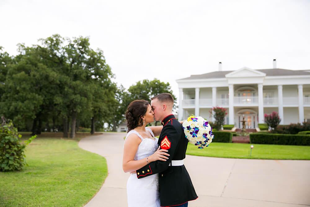 DFW White Mansion Venue