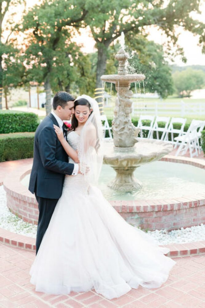 DFW Mansion Wedding