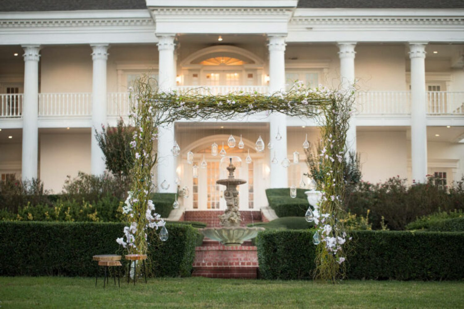 Favorite Texas Mansion Venue