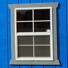Gray Window