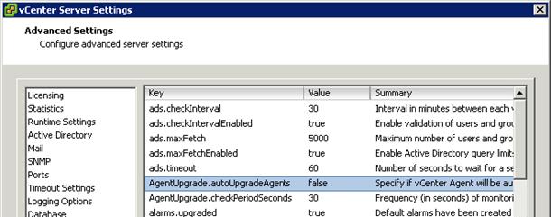 vCenter-Server-Settings