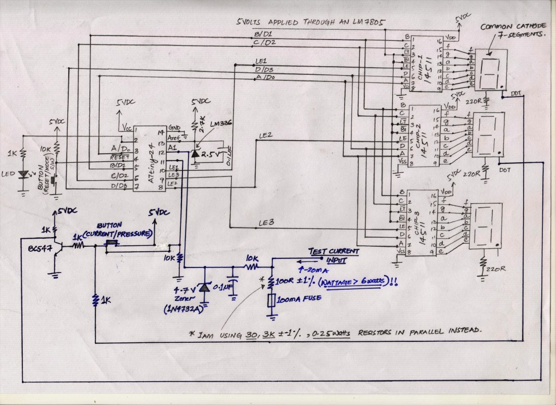 hight resolution of final circuit diagram