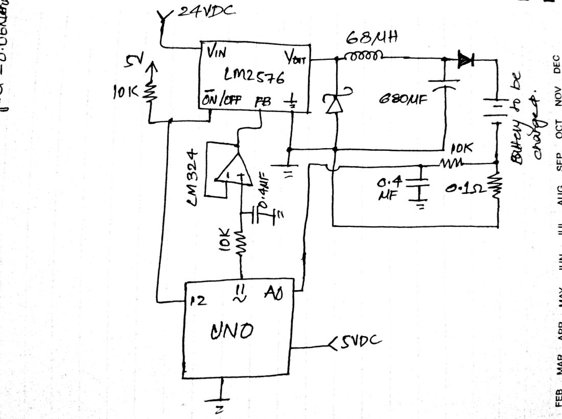 hight resolution of pid circuit