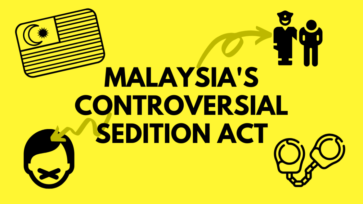Eight Years Later—Malaysia's Sedition Act Is Still In Place