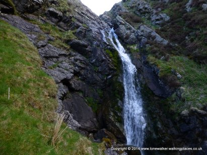 The Spout - at the head of Carlin Gill