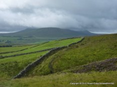 Ingleborough, still in cloud