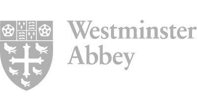 Westminster Abbey logo - Lone Wolves clients