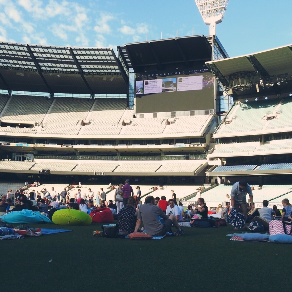 MCG - Cinema at the G