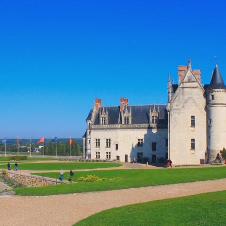 Château d'Ambroise, France