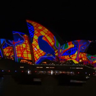 Vivid Sydney, Sydney Opera House
