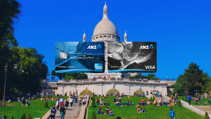 Travel Card Review: ANZ Rewards Travel Adventures Visa & American Express
