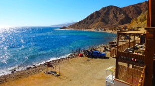 The Blue Hole, Dahab, Egypt
