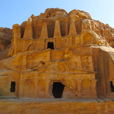 Petra, Jordan with Travel Talk Tours