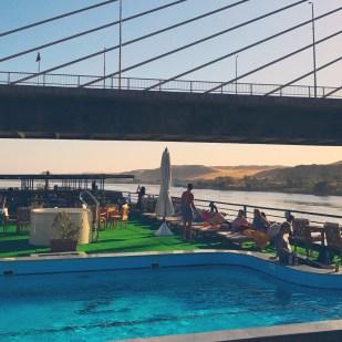 Nile Cruiser, Aswan, Egypt