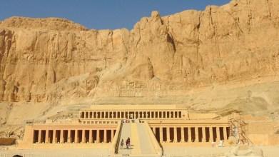 Temple of Queen Hatshepsut, Luxor, Egypt