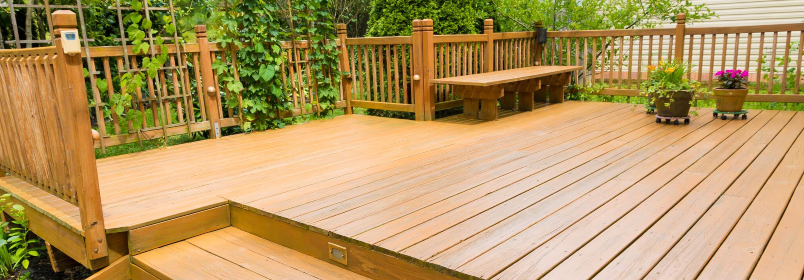 the best paint for outdoor wood decks