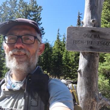 Pacific Crest Trail S01E74
