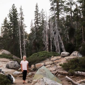 Pacific Crest Trail S01E107