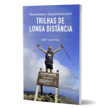 Livro sobre planejamento de trilhas