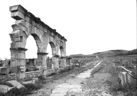 Roman Main Street
