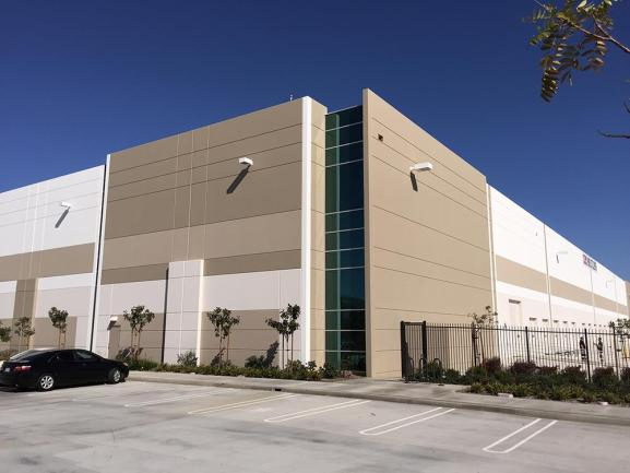 LauncherOne facility in Long Beach