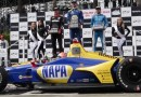 Alexander Rossi Wins 44th Toyota Grand Prix of Long Beach