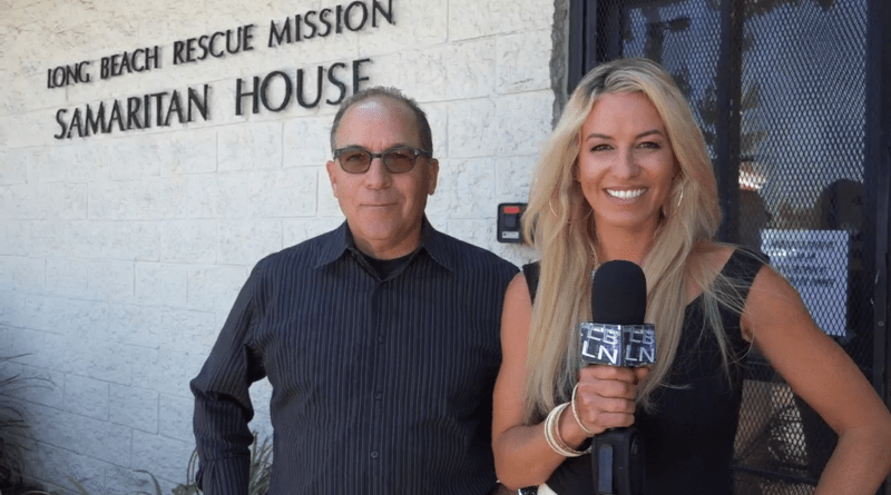 The Give Where You Live campaign launches at Long Beach Rescue Mission