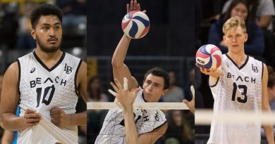 Long Beach State Sweeps Big West Conference Weekly Awards