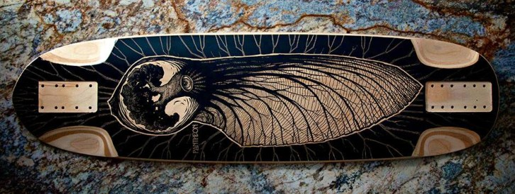 Pantheon Longboards Embryo
