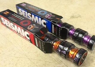 Seismic Skate Updated Tekton Bearings